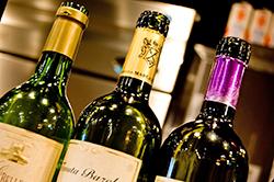 ワインのプレハブ冷蔵庫