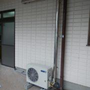 静岡県沼津市の某プリン屋さん|プレハブ冷蔵庫のサイクル交換