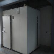 神奈川県伊勢原市の某農家|プレハブ冷蔵庫の新設工事
