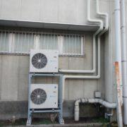 神奈川県藤沢市の精肉店[株式会社ジャストミート] プレハブ冷凍・冷蔵庫の移設工事