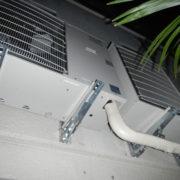 神奈川県伊勢原市 某酒店|プレハブ冷蔵庫の冷却器の入替工事