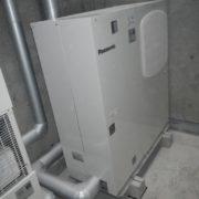 神奈川県横須賀市の某研修施設|厨房内のプレハブ冷凍・冷蔵庫の新設工事