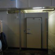 神奈川県横浜市磯子区の魚卸|プレハブ冷蔵庫の新設工事