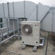 東京都東村山市の設備製造業|プレハブ冷凍庫の新設工事