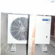 神奈川県横須賀市の某水産会社|パネルの冷凍機を設置