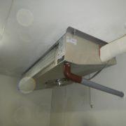 神奈川県横須賀市の某特別養護施設|プレハブ冷蔵庫の入れ替え工事