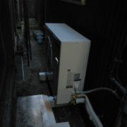 横浜市西区の某業務用の八百屋|プレハブ冷蔵庫の新設工事