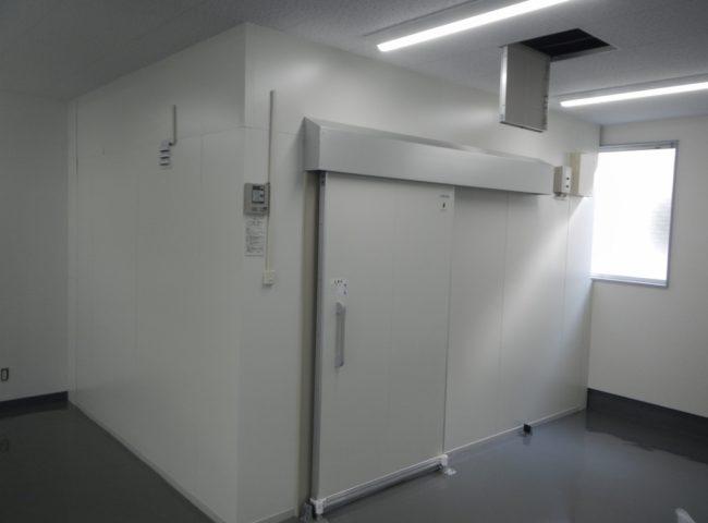伊勢原市の株式会社湘南フードテック|プレハブ冷蔵庫の新設工事