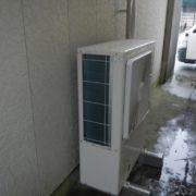 中郡大磯町の某漁港の共同組合|プレハブ冷凍庫・冷却機器の入替工事