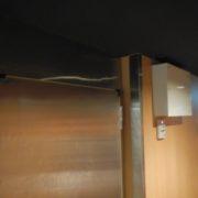 東京都品川区五反田の某ホテル プレハブ冷蔵庫・冷却機器の入れ替え工事