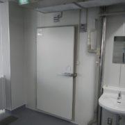 プレハブ冷凍・冷蔵庫