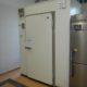 プレハブ冷蔵庫の新設