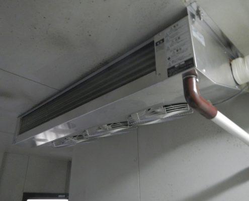 ホシザキ製の冷却ユニット