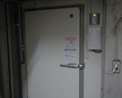 業務用プレハブ冷凍庫の新設工事