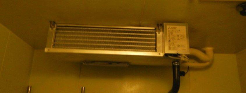 プレハブ冷蔵庫の冷却ユニット