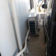 3棟の業務用プレハブ冷凍・冷蔵庫の入れ替え工事|神奈川県川崎市宮前区の製麺所にて施工