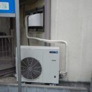 業務用プレハブ冷凍・冷蔵庫の新設工事|東京都町田市の製麺所にて組み立て工事